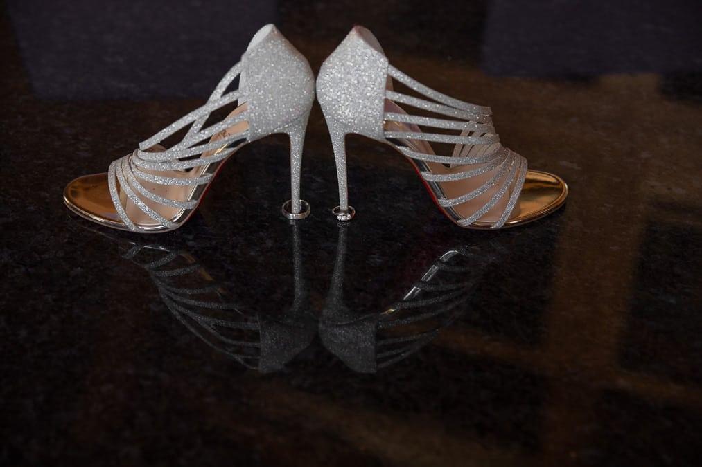 Marier Montriond Thonon Evian Lausanne Geneve Douvaine preparatifs mariée coiffure maquillage marier robe chaussures Louboutin