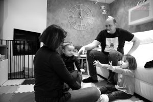 seance photo famille lifestyle domicile