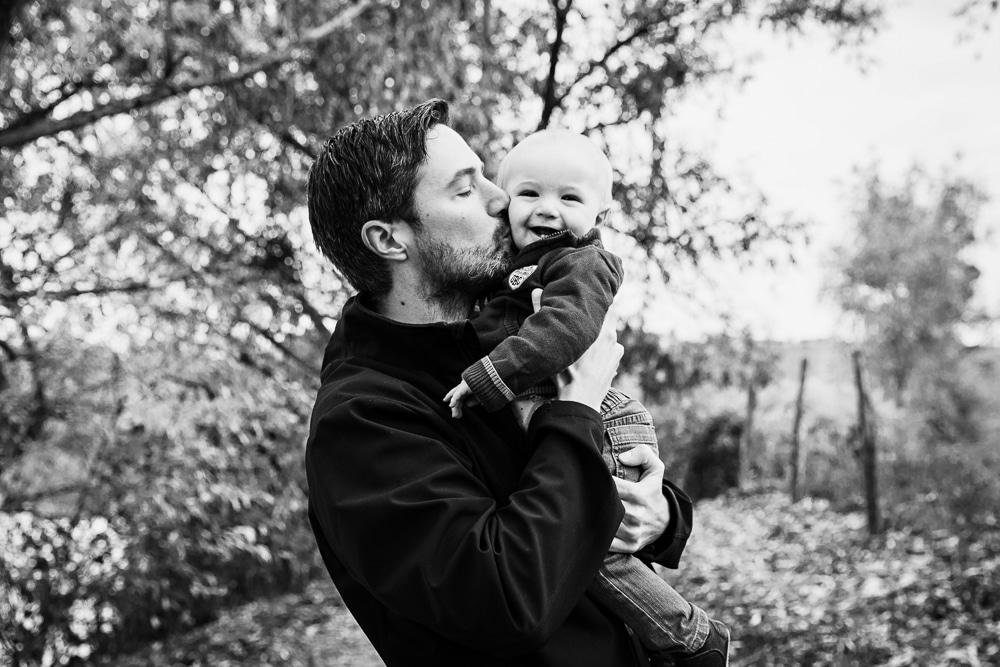 photographies famille lifestyle exterieur lac montagne douvaine thonon père fils